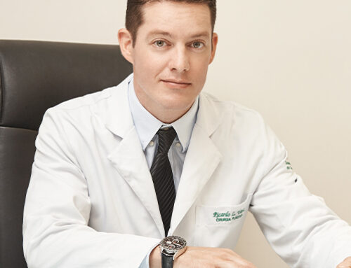 Cirurgião Plástico Integra a PESCOP